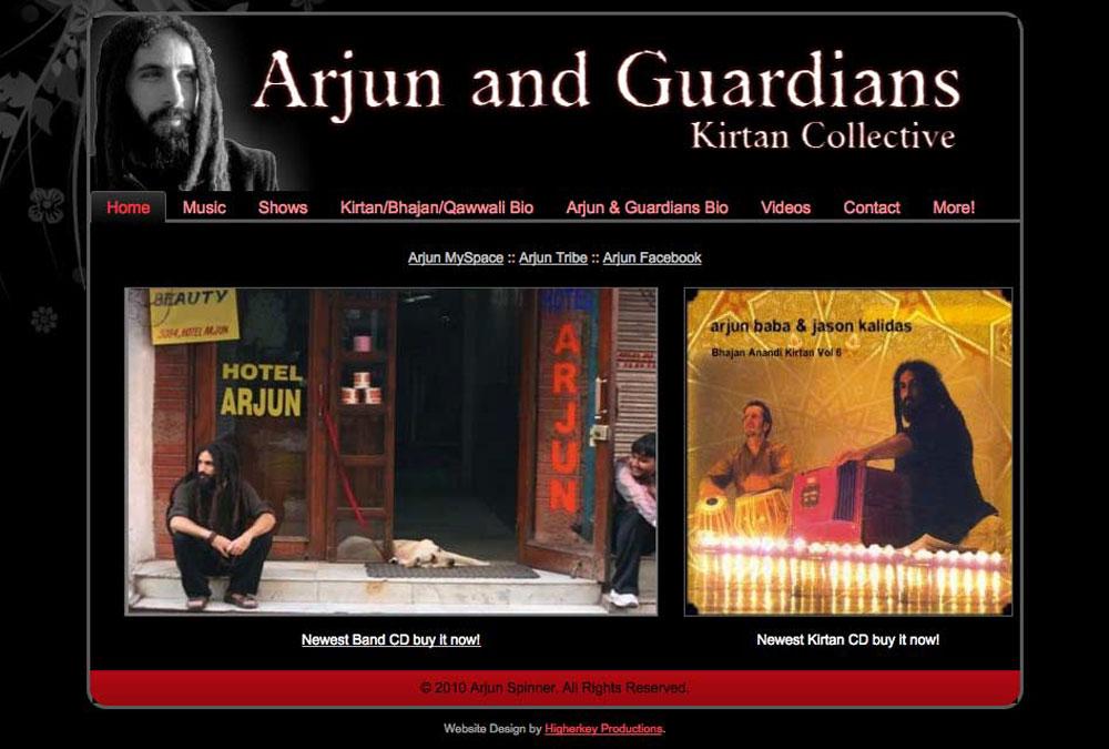 Arjun & Guardians