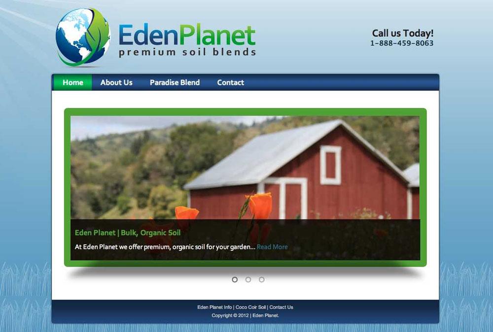 Eden Planet Soil