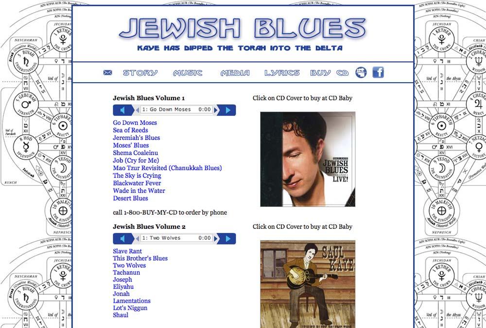 Jewish Blues