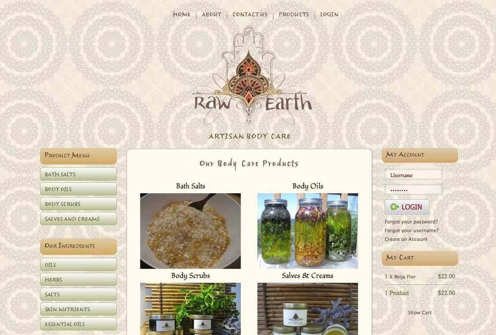 Raw Earth Body Care