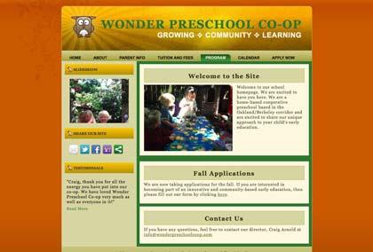 Wonder Preschool