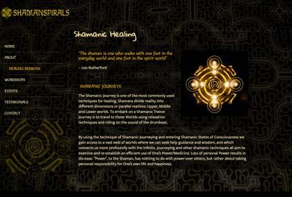 Shaman Spirals